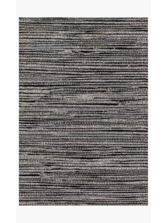 Emory Rugs by Loloi - EB-02 - Grey / Black