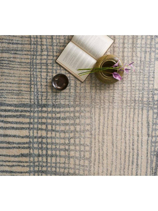 Emory Rugs by Loloi - EB-05 - Ivory / Grey