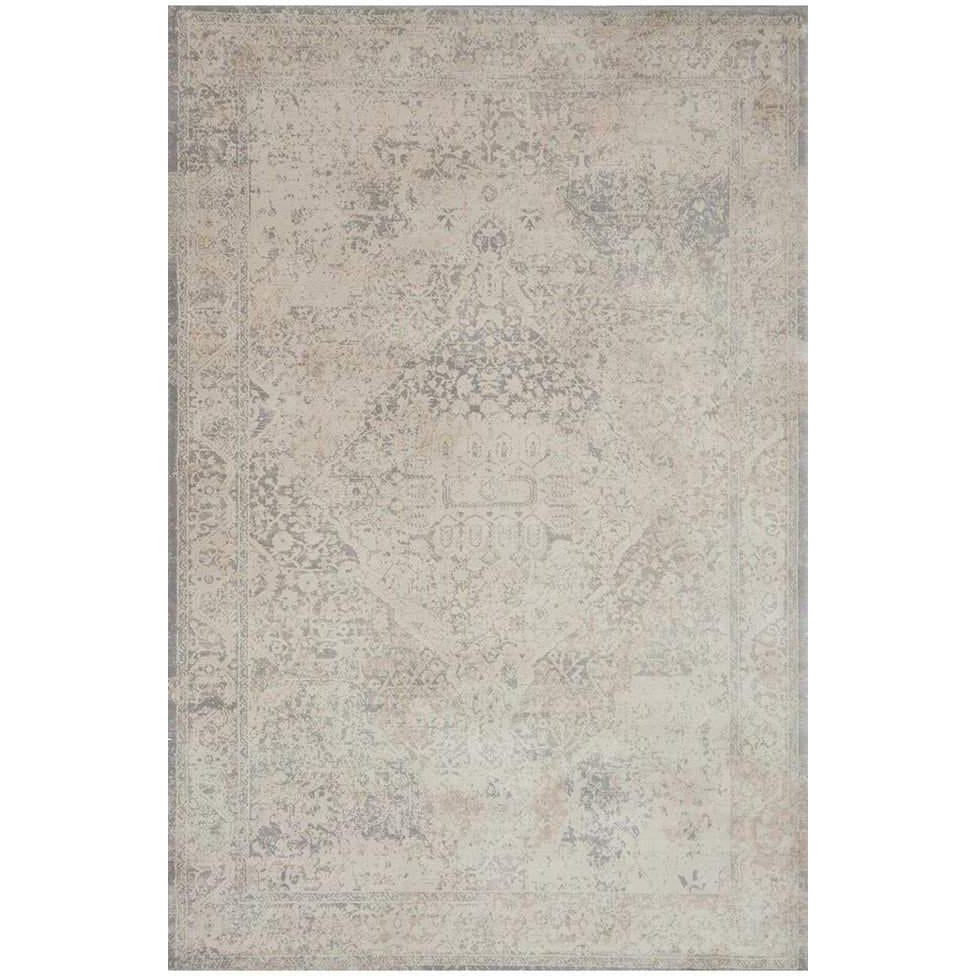 Joanna Gaines Everly Rug Collection - IVORY/IVORY-Loloi Rugs-Blue Hand Home