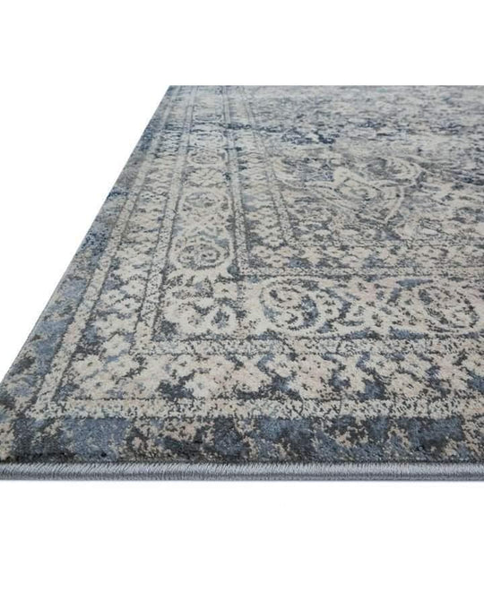 Joanna Gaines Everly Rug Collection - SLATE/SLATE