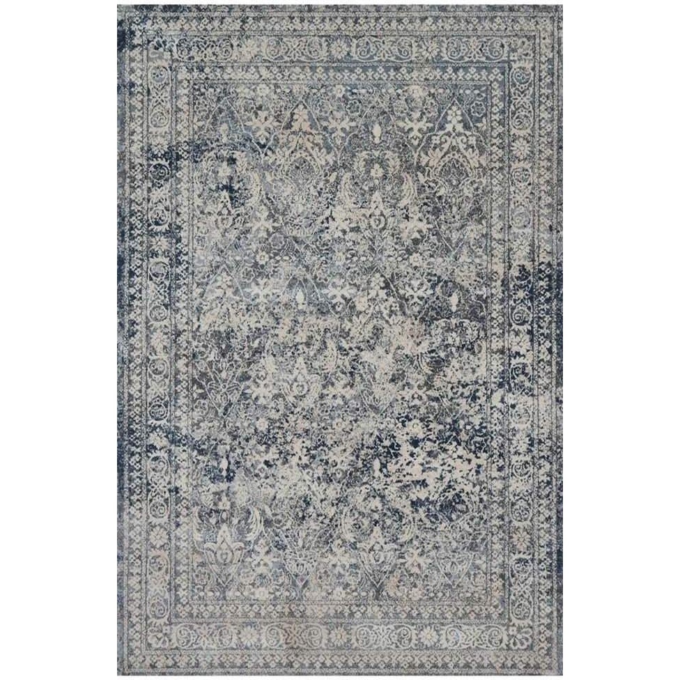 Joanna Gaines Everly Rug Collection - SLATE/SLATE - Blue Hand Home