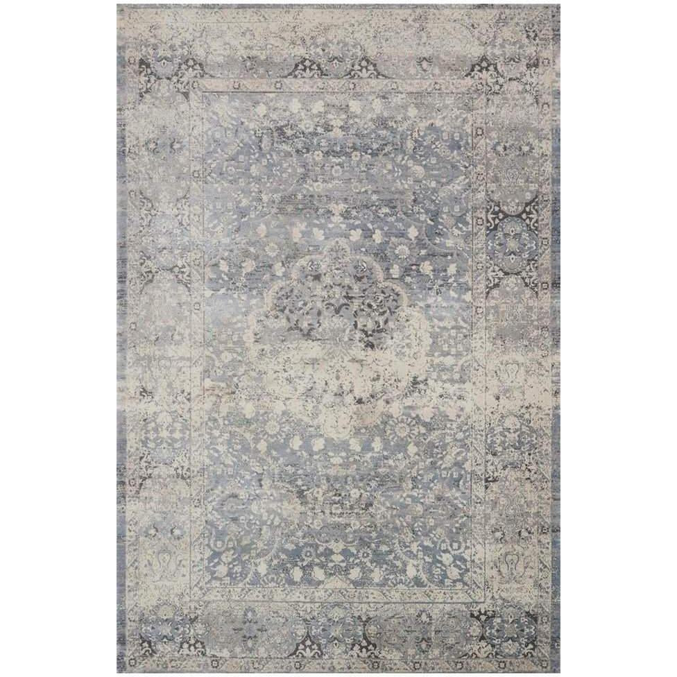 Joanna Gaines Everly Rug Collection - MIST/MIST-Loloi Rugs-Blue Hand Home