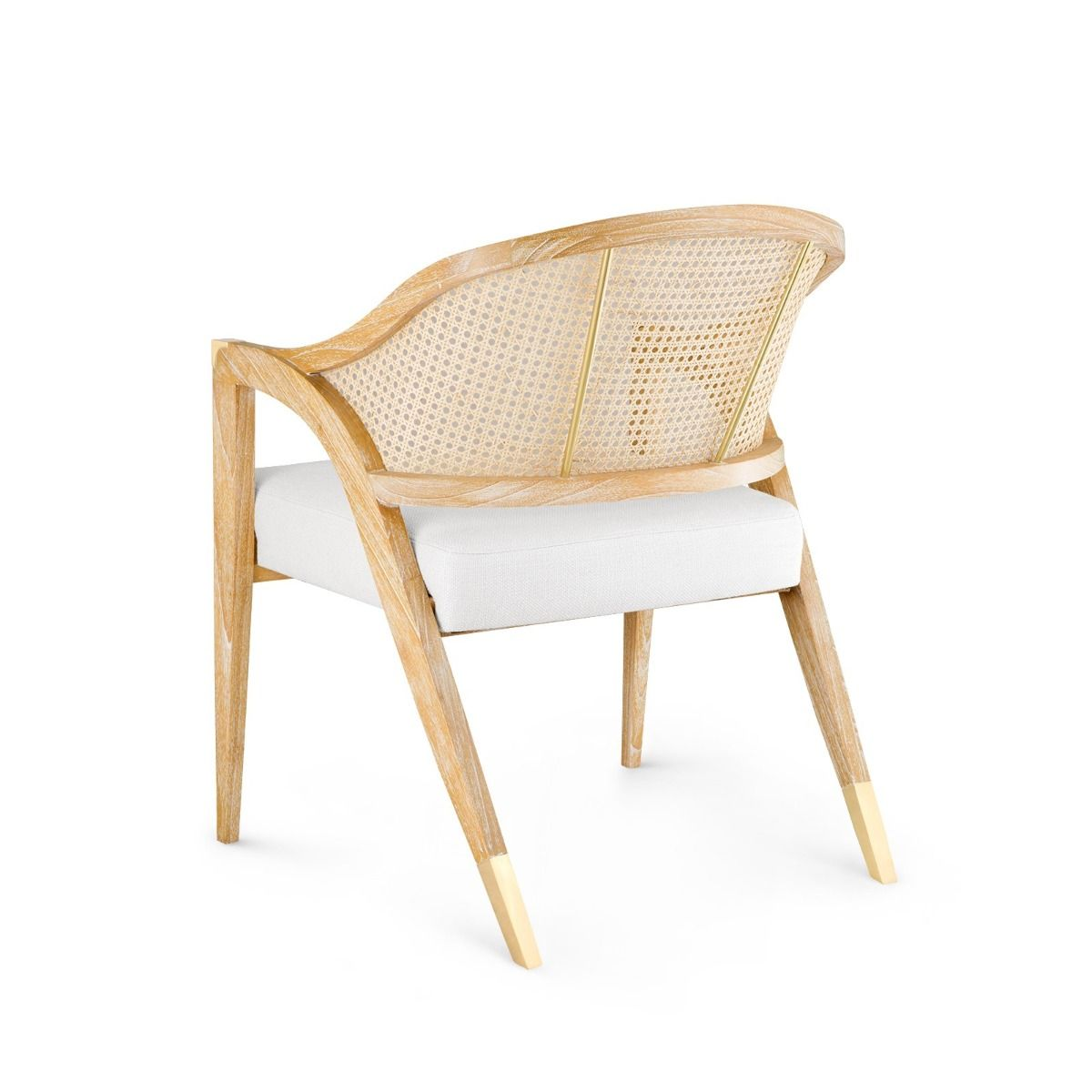 Bungalow 5 - EDWARD LOUNGE CHAIR, NATURAL-Bungalow 5-Blue Hand Home