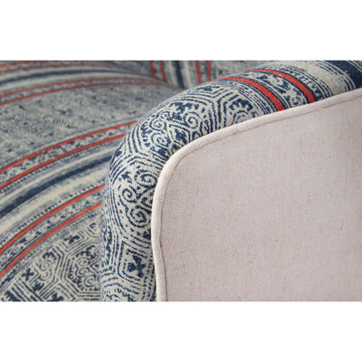 Cisco Brothers Elena Settee-Cisco Brothers-Blue Hand Home