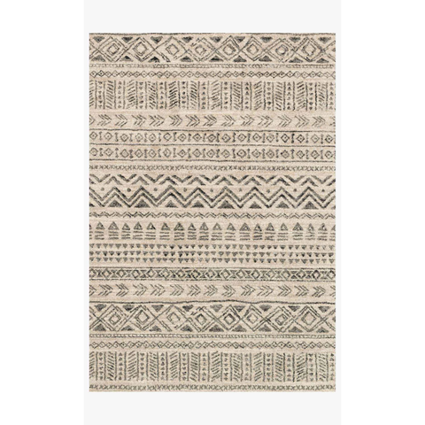 Emory Rugs by Loloi - EB-10 Stone / Graphite