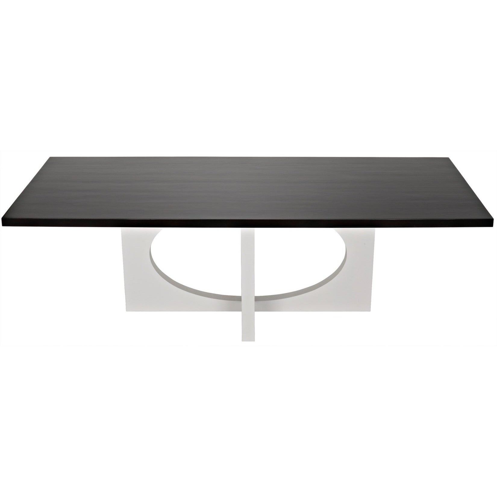 CFC Furniture Buttercup Dining Table, Alder Top/Poplar Base