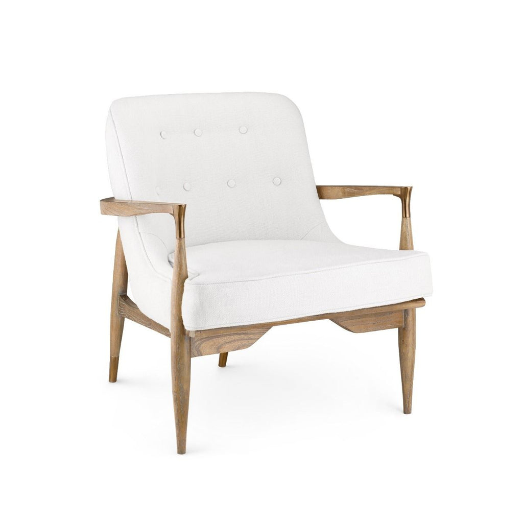 Bungalow 5 - FRANS LOUNGE CHAIR, DRIFTWOOD-Bungalow 5-Blue Hand Home