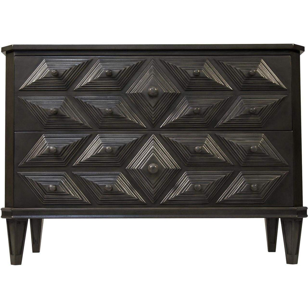 Noir Giza Dresser, Pale-Noir Furniture-Blue Hand Home