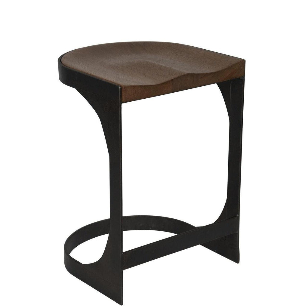 TR Baxter Counter Stool - Blue Hand Home