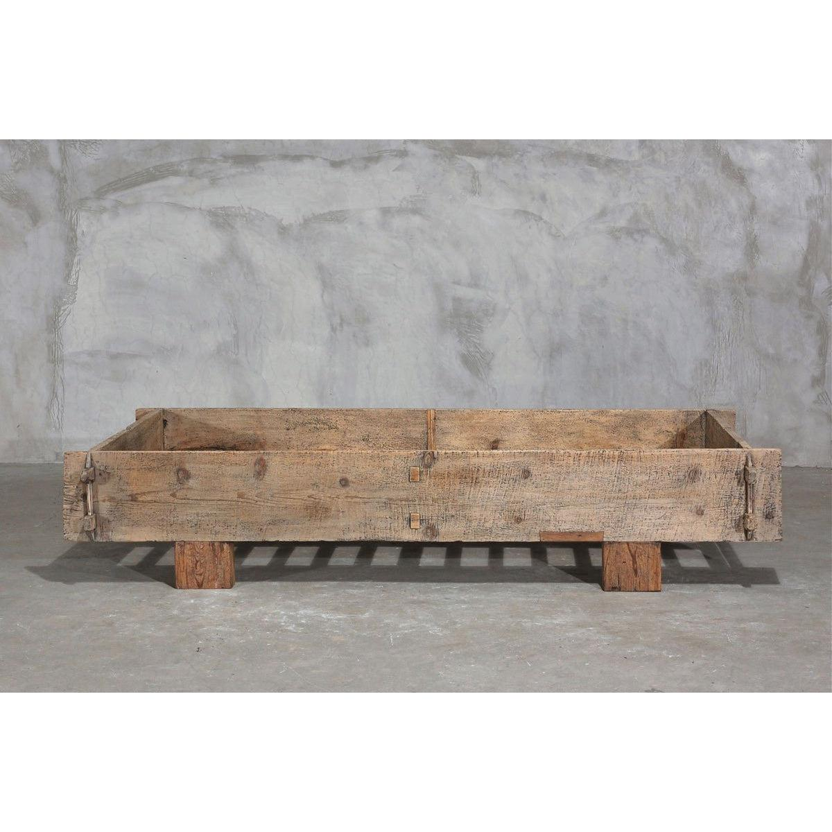 Gansu Reclaimed Daybed-Organic Restoration-Blue Hand Home