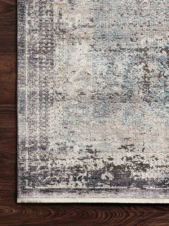 Gemma Rugs by Loloi - GEM-04 Charcoal Multi