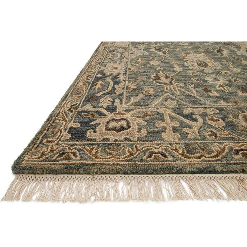 Joanna Gaines Hanover Rug Collection - OH-02 SLATE / SLATE-Loloi Rugs-Blue Hand Home