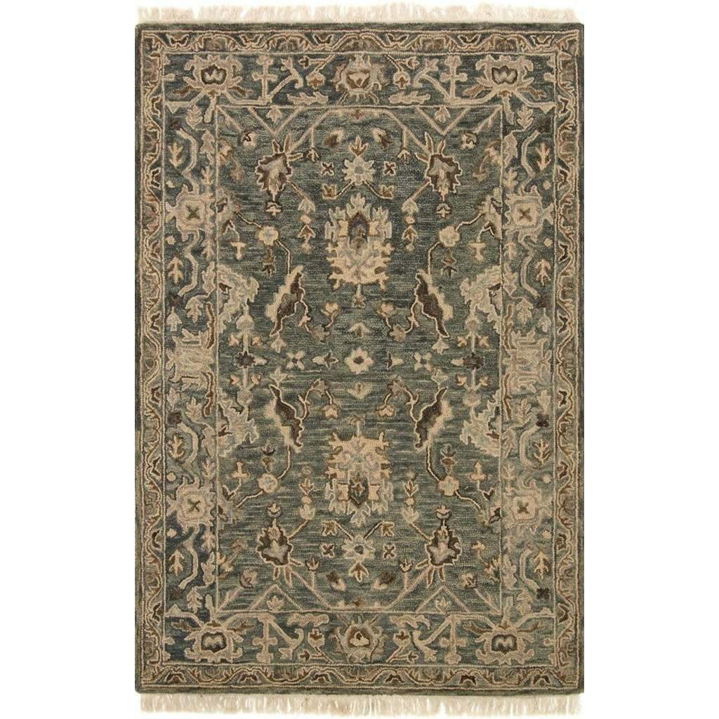 Joanna Gaines Hanover Rug Collection - OH-02 SLATE / SLATE