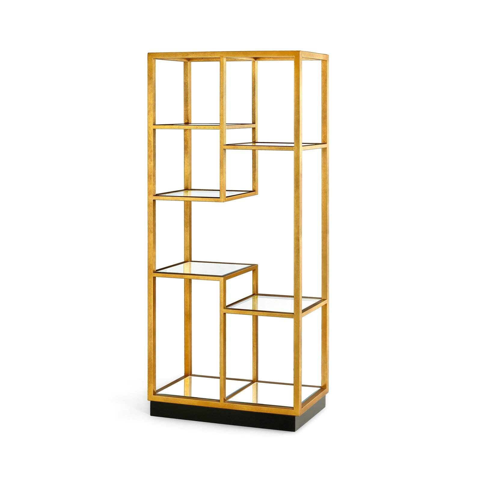 Bungalow 5 - HAYNES ETAGERE in GOLD
