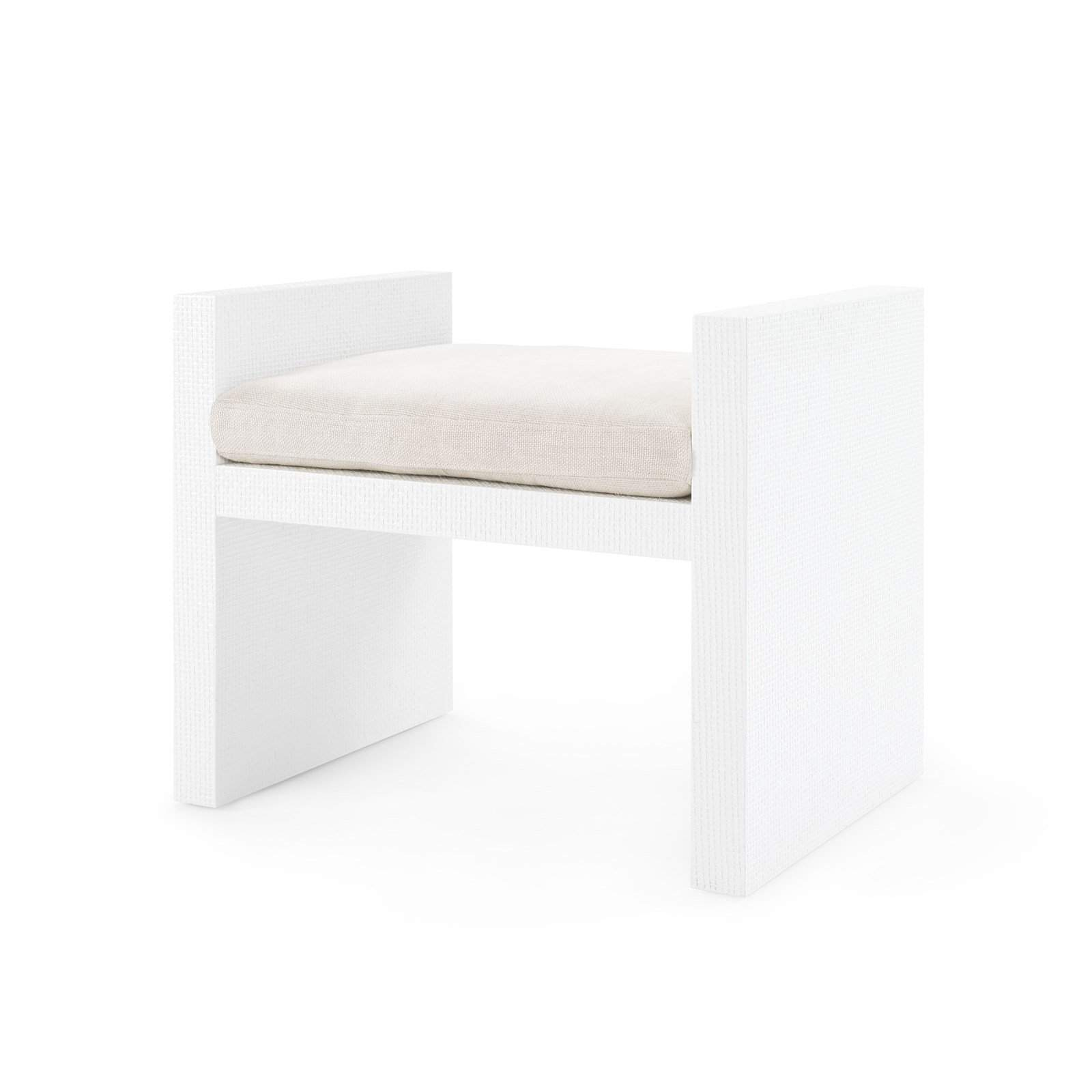 Bungalow 5 - H-BENCH in WHITE