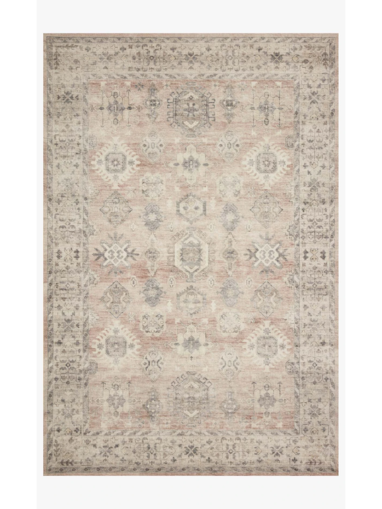 Hathaway Rug by Loloi - HTH-03 Java/Multi