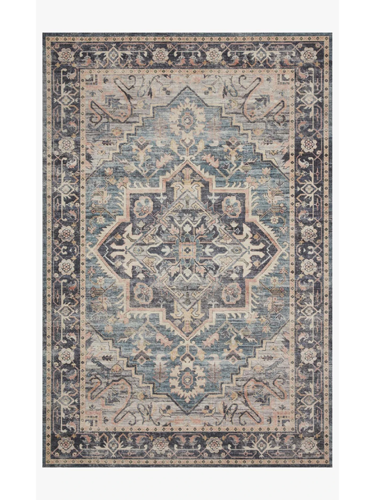 Hathaway Rug by Loloi - HTH-01 Navy/Multi
