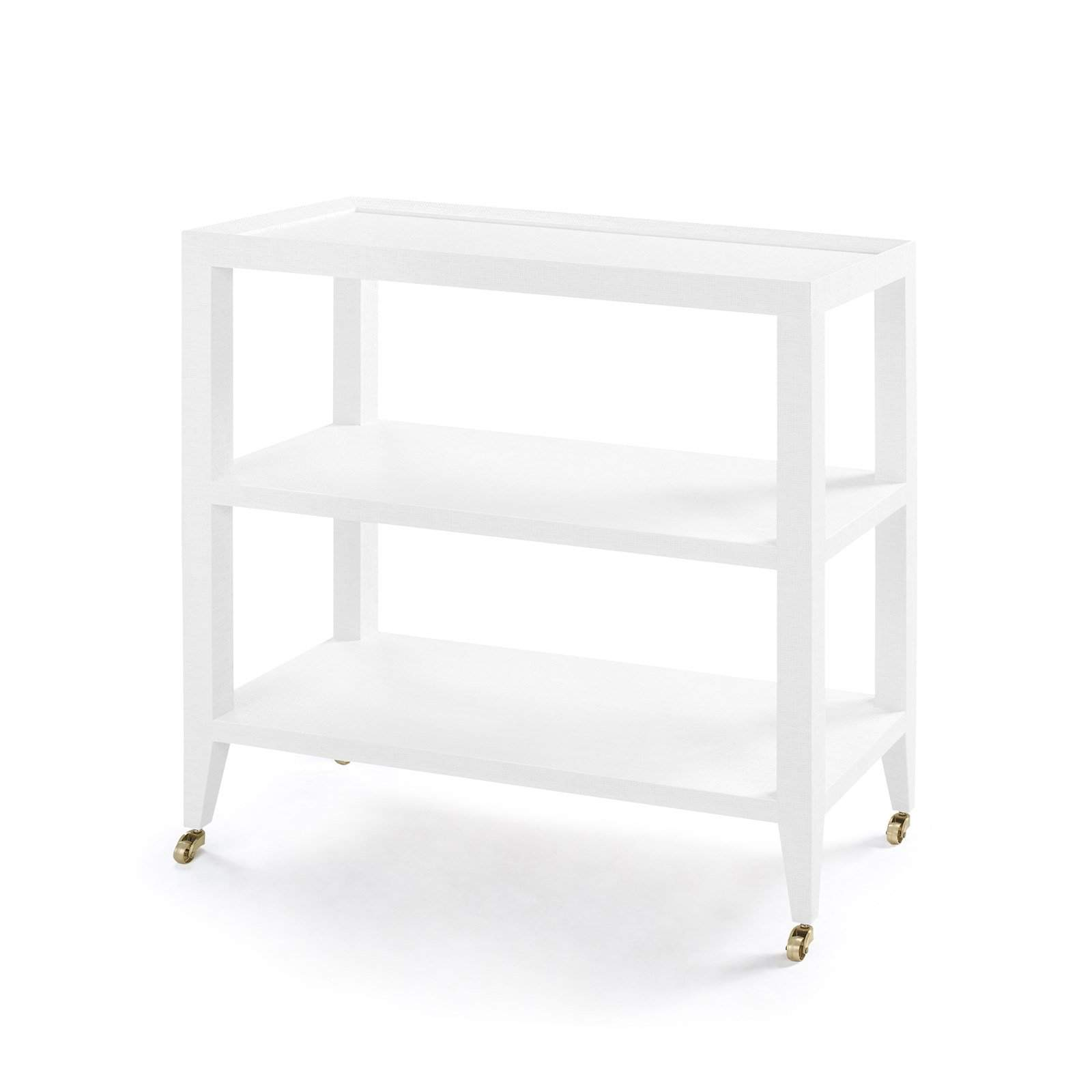Bungalow 5 - ISADORA CONSOLE TABLE in WHITE