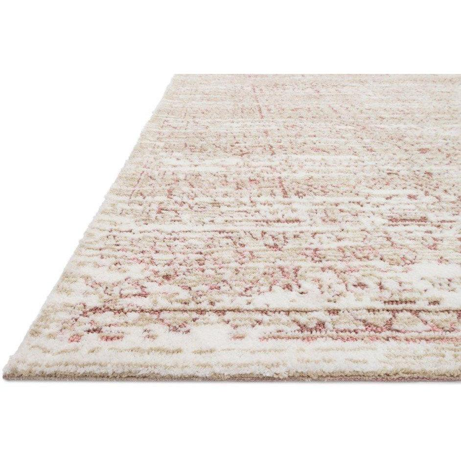 Joanna Gaines Lotus Rug Collection - Ivory/Blush-Loloi Rugs-Blue Hand Home