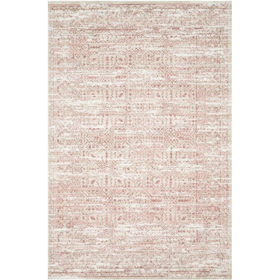 Joanna Gaines Of Magnolia Home Lotus Rug Collection - Ivory/Blush