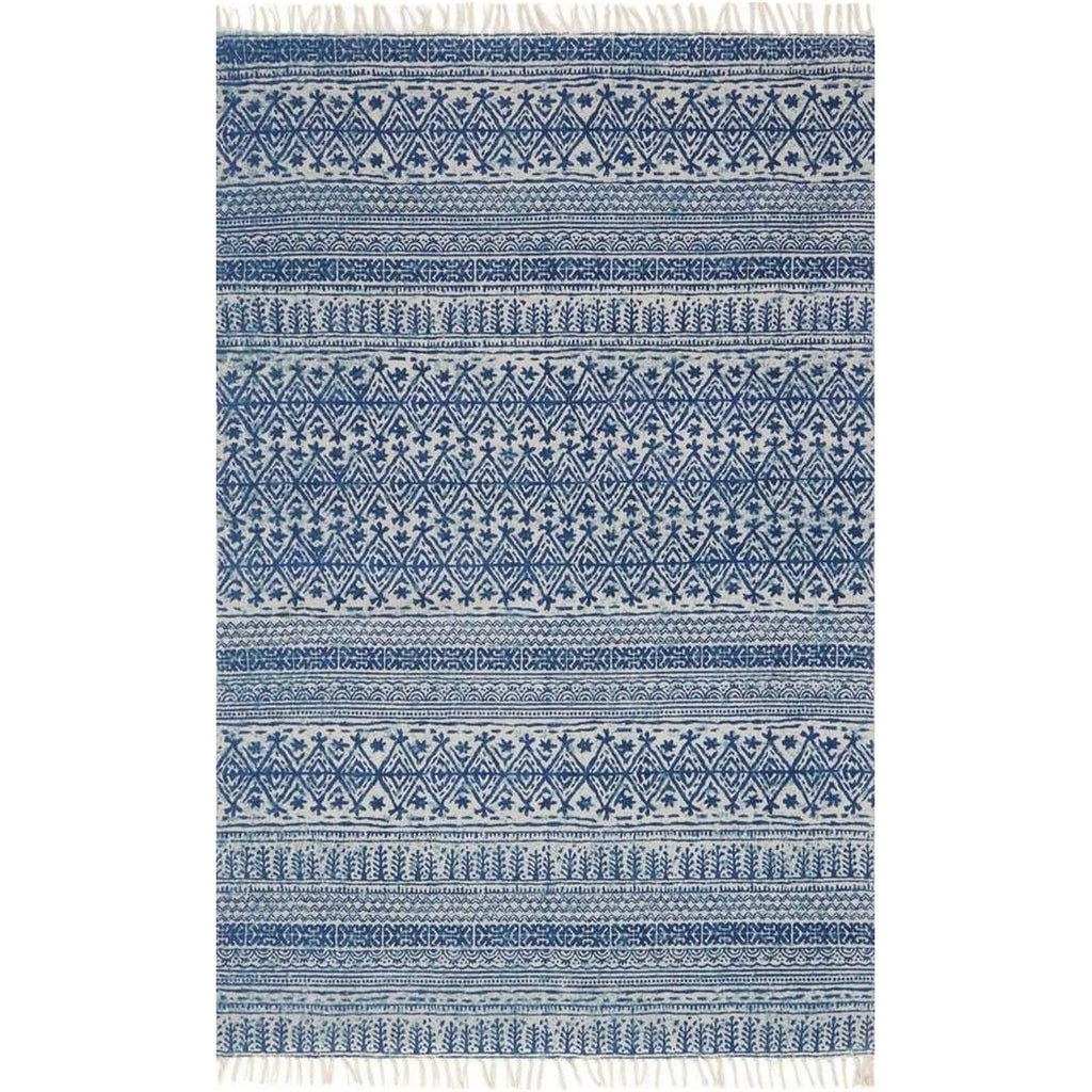 Joanna Gaines June Collection - JE-01 BLUE - Blue Hand Home