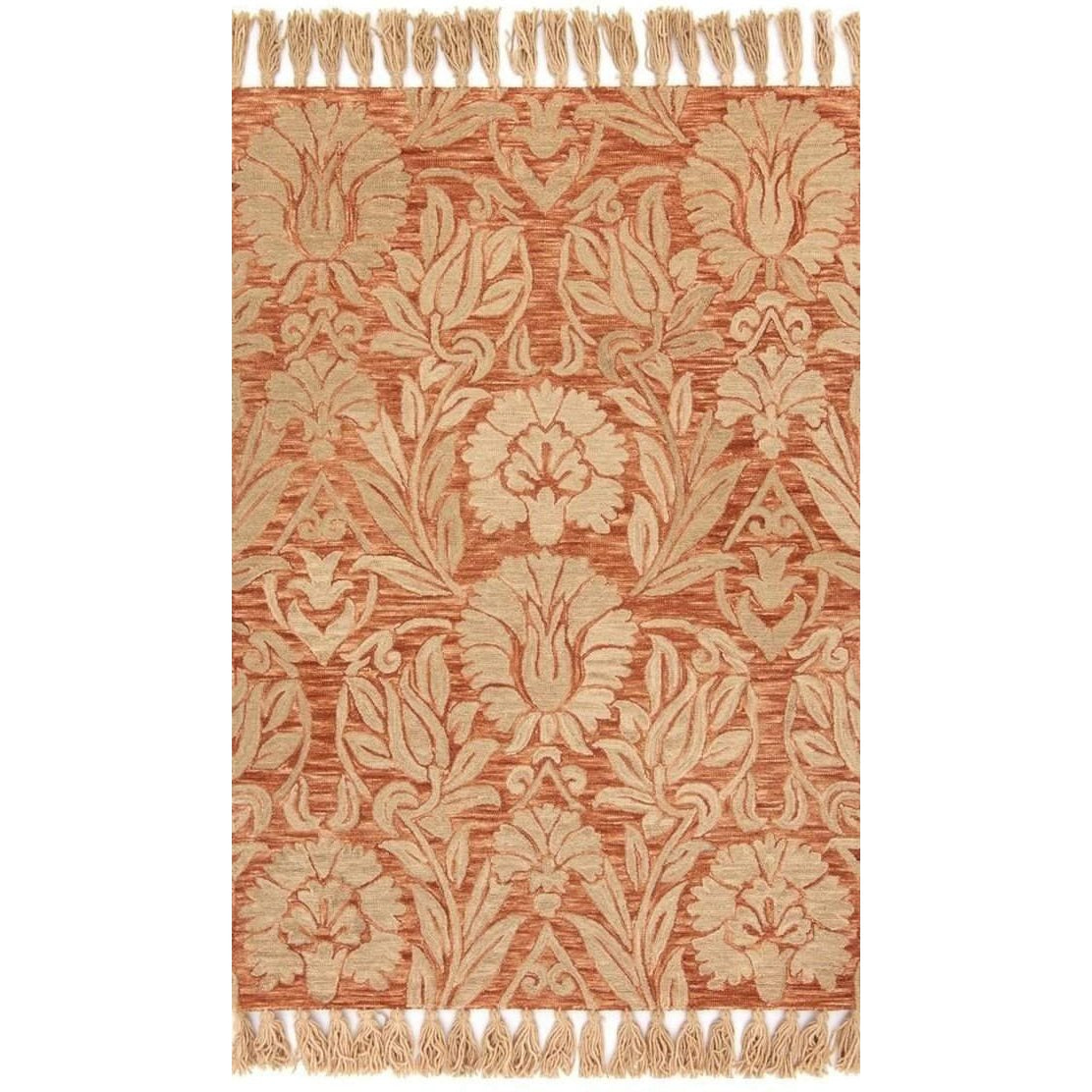 Joanna Gaines Jozie Day Rug Collection - JG-01 PERSIMMON