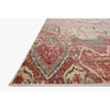 Javari Rugs by Loloi - JV-04 Berry/Ivory-Loloi Rugs-Blue Hand Home