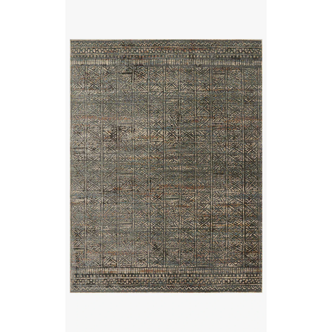 Javari Rugs by Loloi - JV-06 Charcoal/Silver