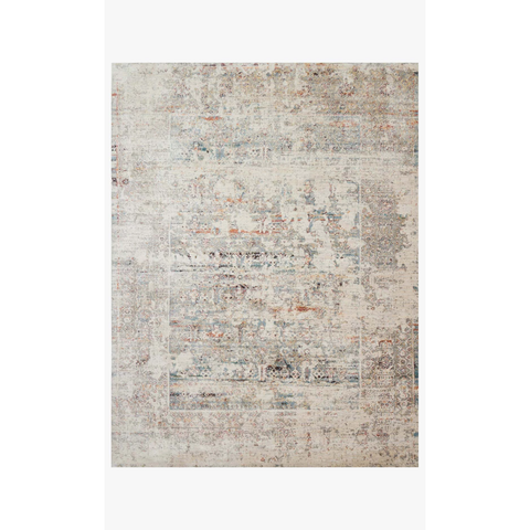 Javari Rugs by Loloi - JV-01 Ivory/Granite