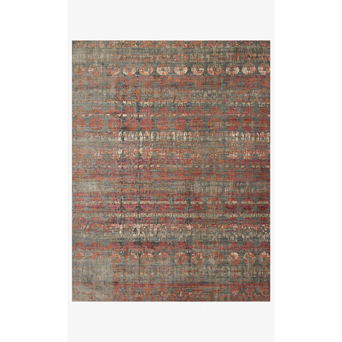 Javari Rugs by Loloi - JV-07 Steel/Sunrise