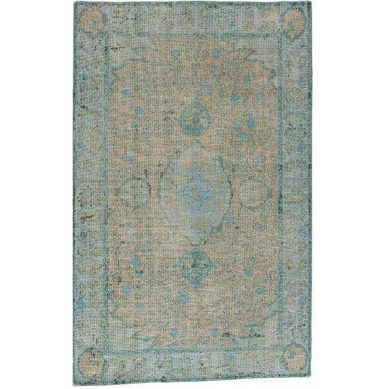 Jaipur Kai Rugs - Pelican and Aquatic