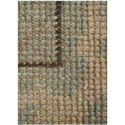 Jaipur Kai Rugs - Smoke and Bungee Cord-Jaipur Living-Blue Hand Home