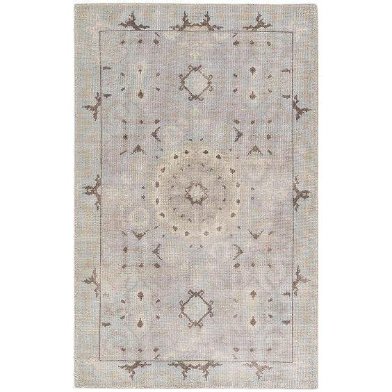 Jaipur Kai Rugs - Smoke and Bungee Cord