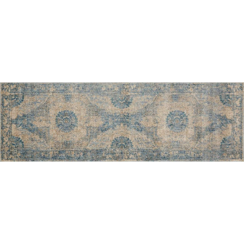Joanna Gaines Kivi Rug Collection - Sand / Sky-Loloi Rugs-Blue Hand Home