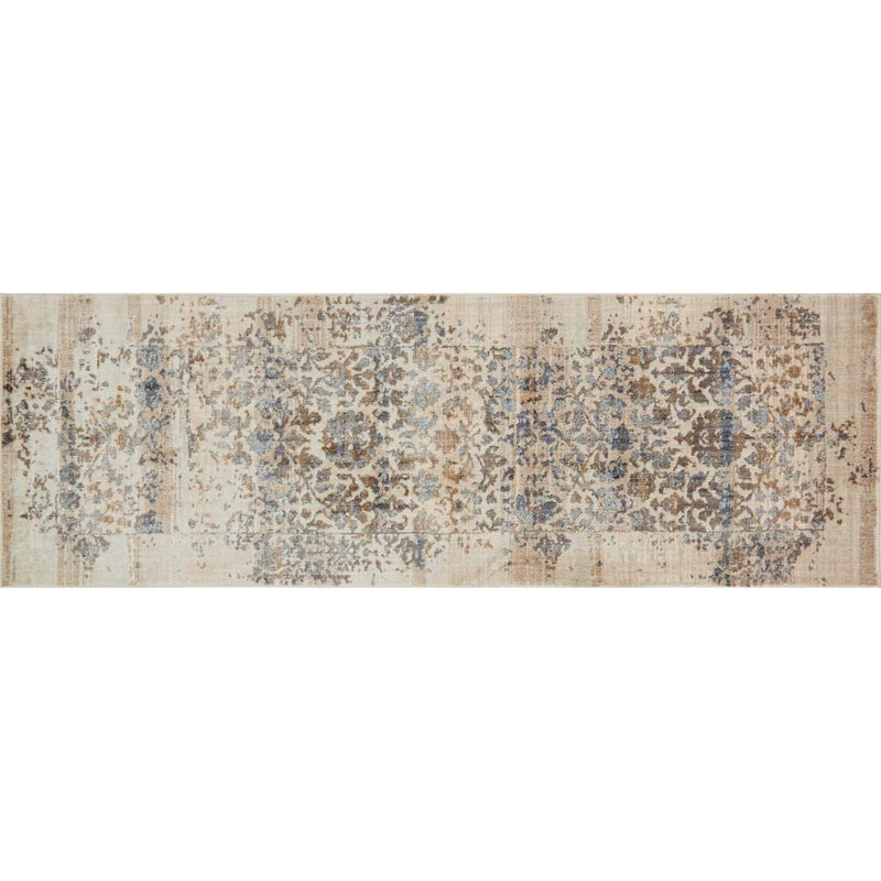 Joanna Gaines Kivi Rug Collection - Ivory / Quarry-Loloi Rugs-Blue Hand Home