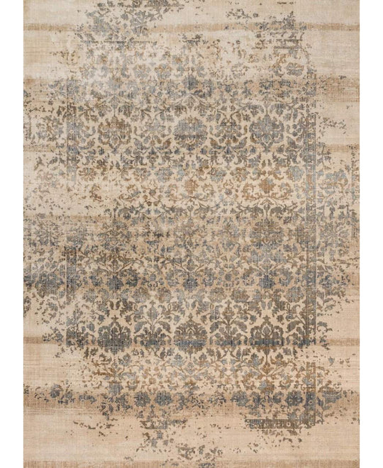 Joanna Gaines Kivi Rug Collection - Ivory / Quarry