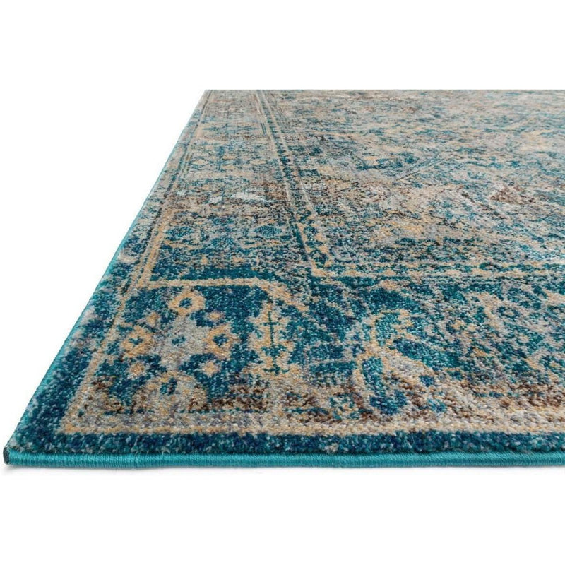 Joanna Gaines Kivi Rug Collection - Fog / Mediterranean-Loloi Rugs-Blue Hand Home