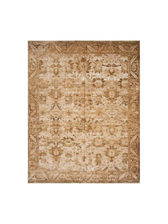Joanna Gaines Kennedy Rug Collection - KEN-04 Sand/Copper