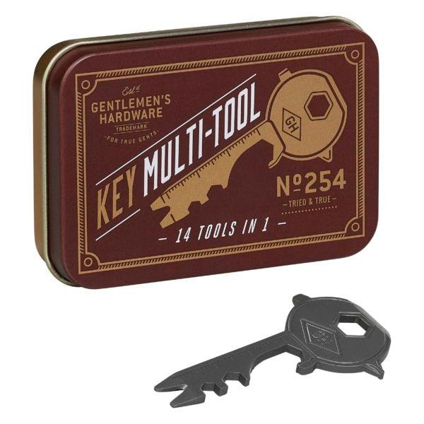 Key Multi Tool-Wild & Wolf-Blue Hand Home
