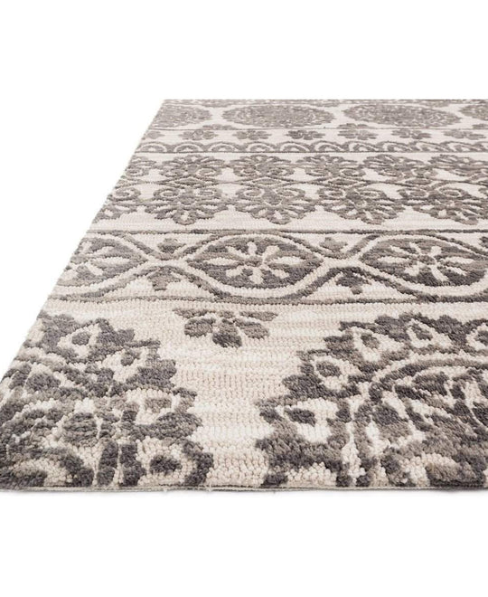 Joanna Gaines Lotus Rug Collection - Ant. Ivory / Mink