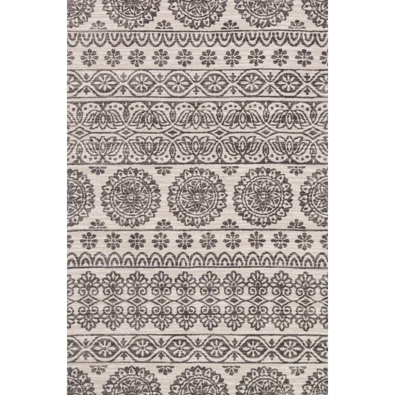 Joanna Gaines Lotus Rug Collection - Ant. Ivory / Mink-Loloi Rugs-Blue Hand Home