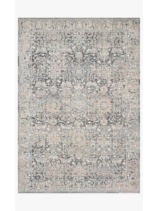 Lucia Rugs by Loloi - Grey / Mist