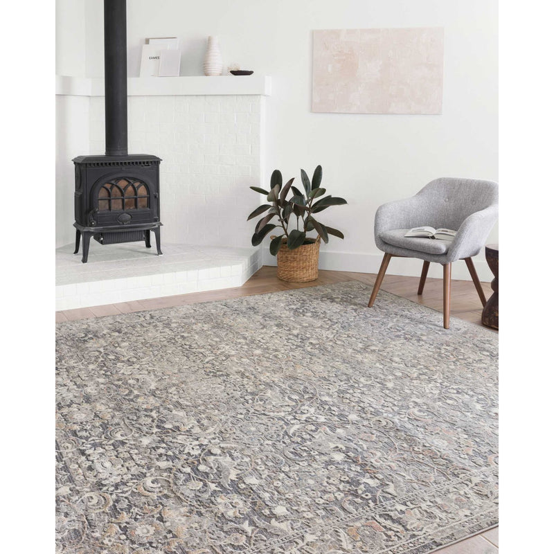 Lucia Rugs by Loloi - Grey / Mist-Loloi Rugs-Blue Hand Home