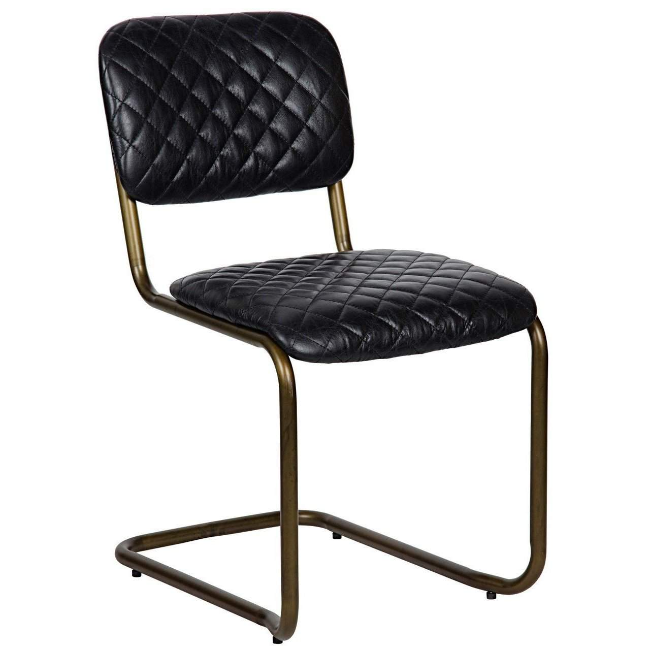 Noir 0037 Dining Chair-Noir Furniture-Blue Hand Home