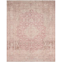 Joanna Gaines Lucca Rug Collection - LF-01 Terracotta/Ivory-Loloi Rugs-Blue Hand Home