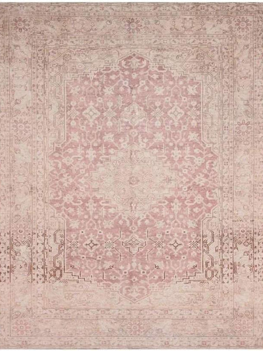 Joanna Gaines Lucca Rug Collection - LF-01 Terracotta/Ivory