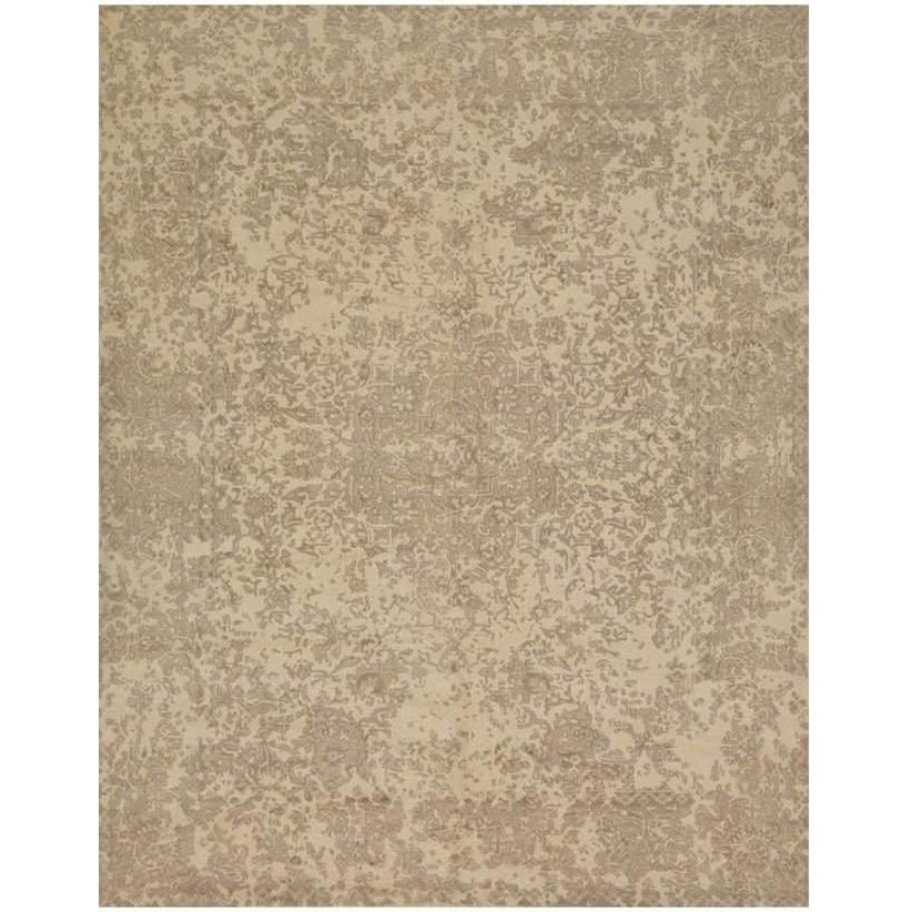 Joanna Gaines of Magnolia Home Lily Park Rug Collection - LP-01 IVORY