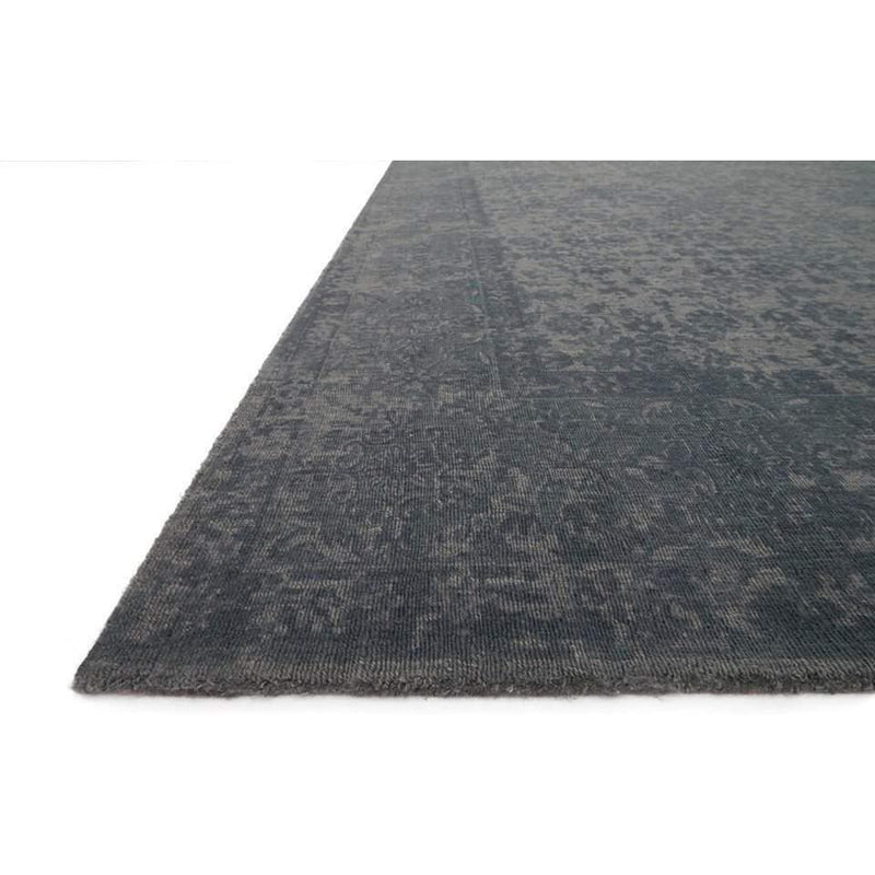 Joanna Gaines Lily Park Rug Collection - LP-02 CHARCOAL-Loloi Rugs-Blue Hand Home