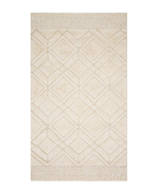 Joanna Gaines Laine Rug Collection - LAI-01-Ivory