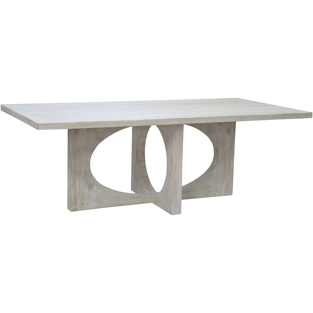CFC Furniture Buttercup Dining Table - Large-CFC Furniture-Blue Hand Home